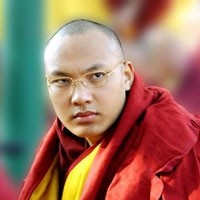 His Holiness the 17th Karmapa