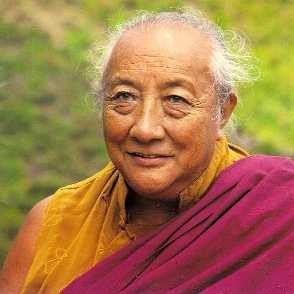 His Holiness Dilgo Khyentse