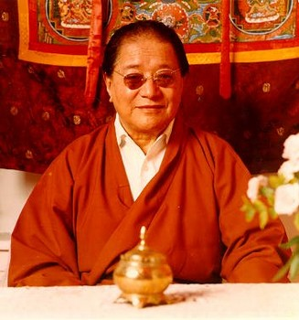 His Holiness Dudjom Rinpoche