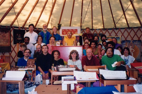Lama Lodu at Yurt