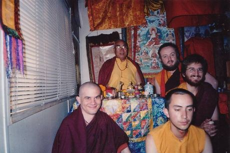 2005 Monks Mid-Retreat